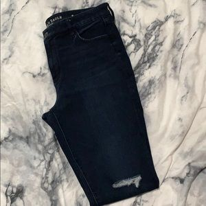 AE high-rise jegging